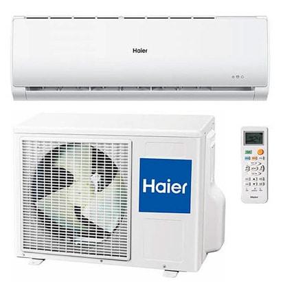 Инверторный кондиционер Haier «Tibio» AS18TL4HRA-A/1U18TL4FRA-A